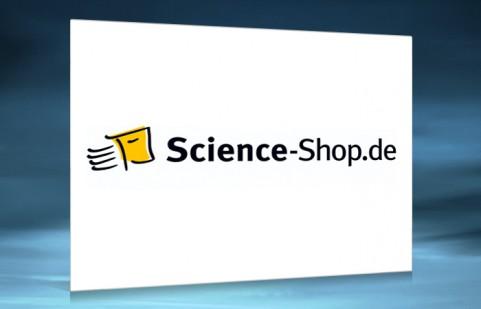 Science-Shop Logo