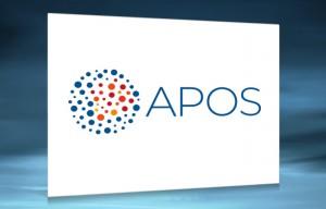 Design des APOS Logos für eine Antibiotika Studie der Universität Heidelberg